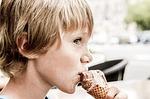 children eat photo